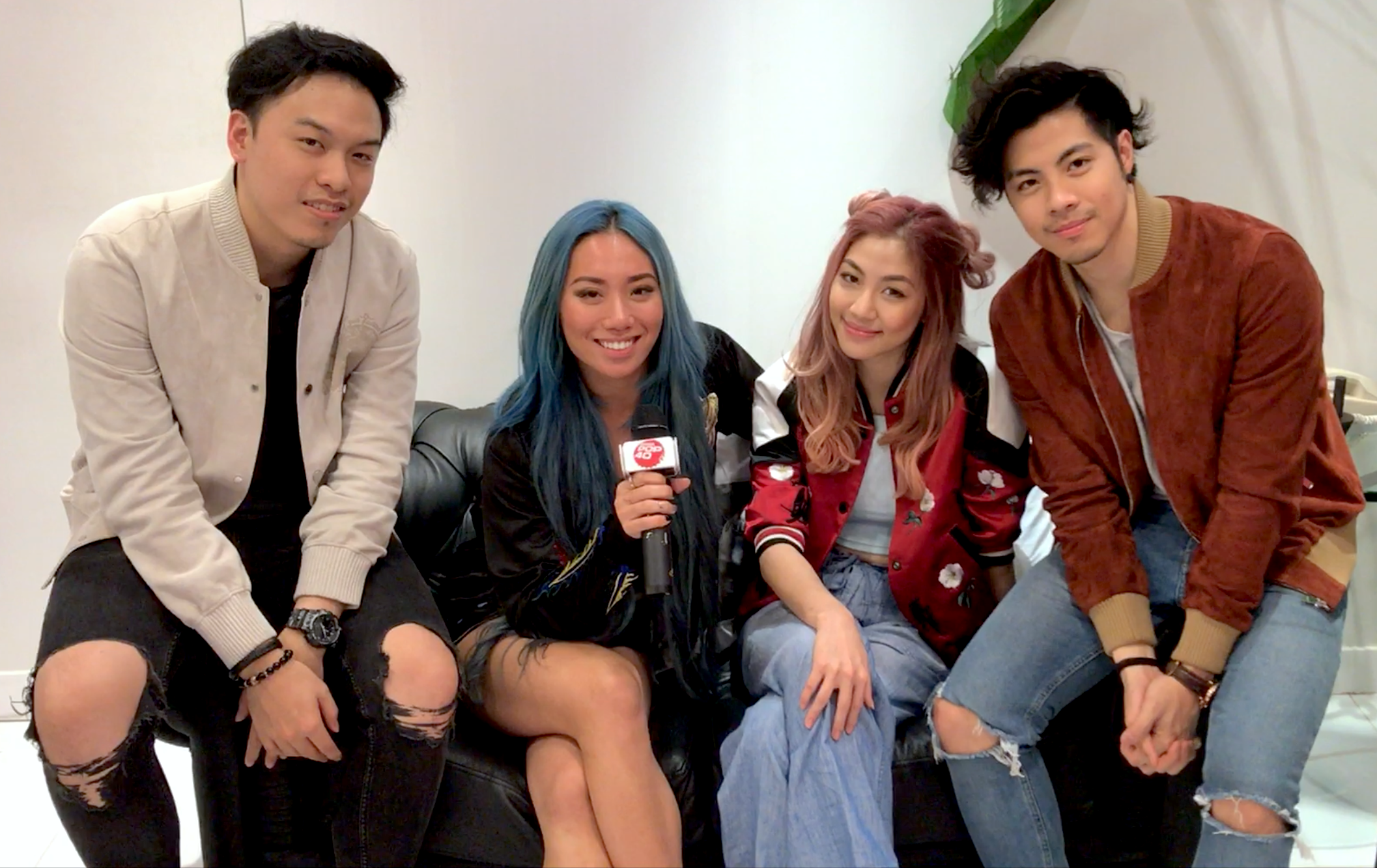 The Sam Willows on AP40